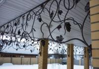 Декорирование летней веранды