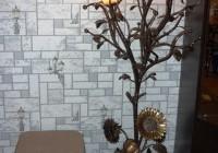 Кованный светильник