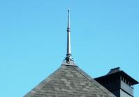 Шпиль  на крышу Пегас